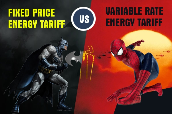 gas and electric comparison