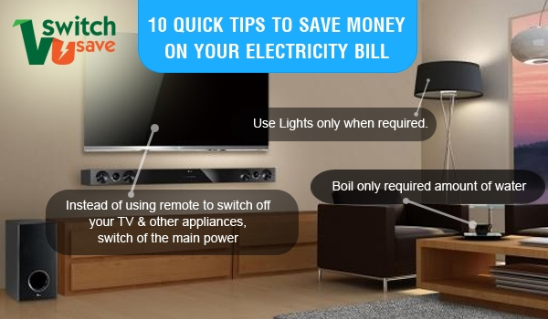 Saving Money on Gas and Electricity Bills