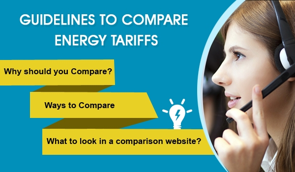 Compare Gas and Electricity Prices
